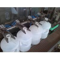 Buy cheap Beverage / Mineral Water PLC Based Automatic Bottle Filling System 10000-12000BPH product
