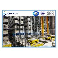 AS RS Automatic Storage Retrieval System Improving Storage Space For Pallets