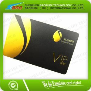 Buy cheap PVC Matt laminated Magnetic stripe cards product
