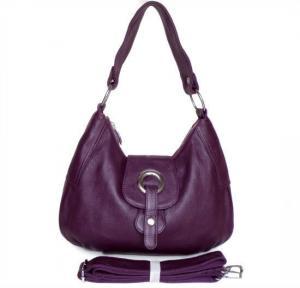 Buy cheap Wholesale Price Fashion Style Purple Leather Handbag Shoulder Bag #2147 product