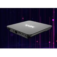 China Remote Control Android Smart TV Box Media Player 3840 X 2160 High Definition on sale