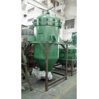Buy cheap Carbon Steel Vertical Pressure Leaf Filter With Compact Volume / Structure product