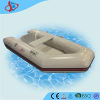 Buy cheap White Hand Paddle PVC Inflatable Boats Durable Water Sport For Adults product