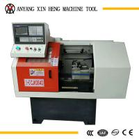 Buy cheap CK0632 swing diameter over bed 200mm mini cnc lathe with good service product