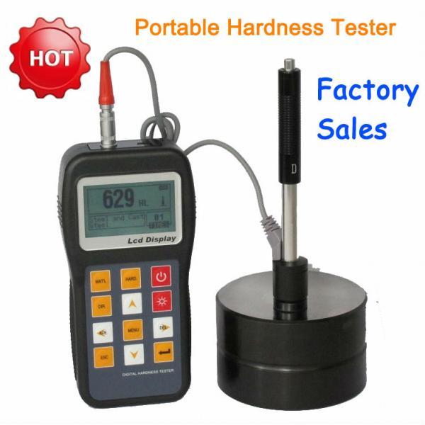 Metal Hardness Testers : Hl hb hrb c hra hv hs portable metal hardness tester