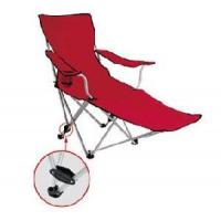 China Camping Chair W / Footrest (XT-C026) on sale