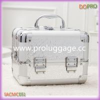 Buy cheap Silver printing ABS makeup storage box product