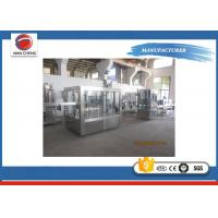 Buy cheap Soft Drink /  Carbonated Drinks Filling Machine 9.5KW Large Capacity Adjustable Speed product