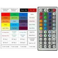 Buy cheap 12V / 24V / 200W High Output Impedance Power RGB Led Strip Controllers LR-CW-B product