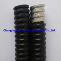 Buy cheap High quality 16mm liquid tight PVC coated galvanized steel corrugated flexible conduit product