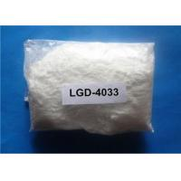 Buy cheap LGD-4033 High Quality 99% White Raw Powder for Muscle Growth From Factory product