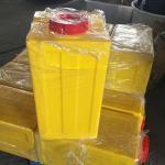 Buy cheap Rotomolding square rectangulare Plastic dosing tank40L  80L 120L 200L 300L product