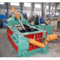 Buy cheap Y81F-160A Turn Over Type Scrap Metal Baler product