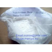 China Raw Muscle Growth Nandrolone Steroid , Bulking Deca Durabolin Steroid 360-70-3 on sale