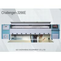Buy cheap Indoor Solvent Wide Format Printing Machines High Precision Challenger 3266E product