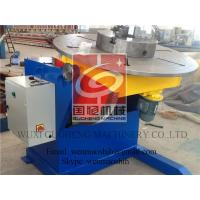 Buy cheap Vessel Welding Positioner Turntable with Servo Motor , CE Certified product