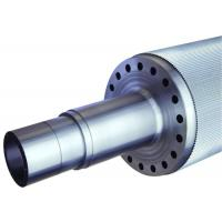 Buy cheap New Peripheral Heating Corrugating Rolls For Single Facer Machine product