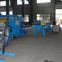 Buy cheap Servo Cutting High Speed Strut And Track Roll Forming Machine With Long Life product