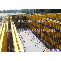 Buy cheap Universal Assembled H20 Beam Wall Formwork for Shear Wall and Column product