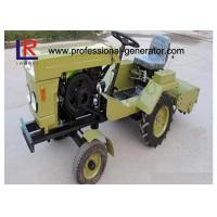 Buy cheap 12HP 15HP 18HP 20HP Mini Walking Tractor Tillers And Cultivators Four Wheels 2400 RPM from Wholesalers