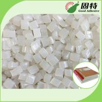 Buy cheap Hot Melt Spine Glue for Bookbinding, Mainly Used for 100~200g Coated Paper, Magazine, Catalog product