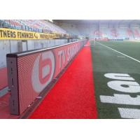 Buy cheap High Definition Football Advertising Stadium Led Display Boards Environment Friendly product