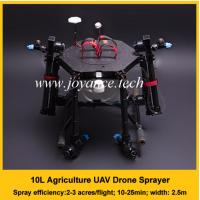 Buy cheap 2.4G rc control long flying agricultural uav drone crop duster/sprayer product