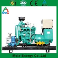 Buy cheap 20KW Industry biogas generator with green energy product