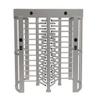 Buy cheap Stainless Steel Full Height Automatic Systems Turnstiles For Indoor Or Outdoor from Wholesalers