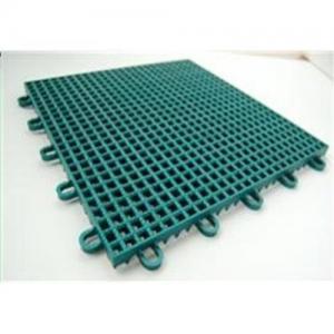Buy cheap Interlocking sports flooring product