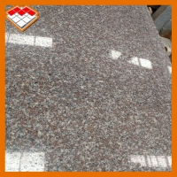 Buy cheap Maple Leaf Red Polished Honed Granite Stone Tiles For Wall Stairs product