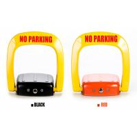 Buy cheap Anti rust steel automatic Car Parking Lock system powered by charge free D size battery product