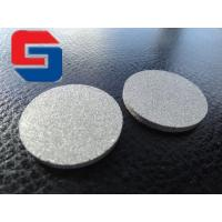 Buy cheap Metal Powder Sintered Disc Filter Sintered Stainless Mesh Disc Filter product