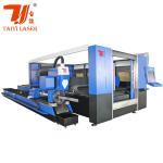 Buy cheap Taiyi Cypcut Fiber 3D Laser Cutting Machine 1070nm Laser Wavelength product