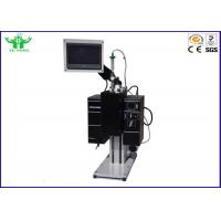 Buy cheap Apparent Viscosity Test Oil Analysis Equipment At High Temperature And High Shear Rate product