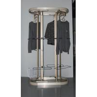 Buy cheap HS458-21 Factory Produce Heavy Duty Revolving Clothes Rack, Aluminum 360 Degree Rotating Clothes Rack product