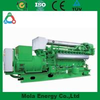 Buy cheap 2014 Green Energy Good quality biogas generator product