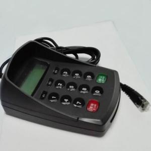 Buy cheap HX552DA Programable Bank PinPad / Keypad /Password Keyboard With RS485 RJ11 Ports product