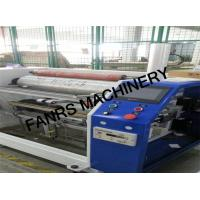 Buy cheap Tension Control Non Woven Fabrics Film Rewinding Machine With Perforating Setting System product