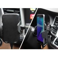 Buy cheap Air Vent Sucked Universal Wireless Phone Charger Fast Charging Car Phone Holder Stand product