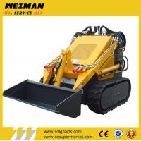 Buy cheap hysoon hy380, mini track loader for sale, mini skid steer,small garden tractor loader back product