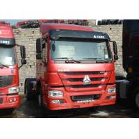 Buy cheap 4x2 6 Wheeler Tractor Trailer Truck Head 20-40 Tons Loading SGS Approved product