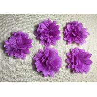 """Buy cheap 2"""" Small Pretty Daisy Handmade Fabric Flower Brooch Artificial Flower Flower Corsage Back Without Pin product"""