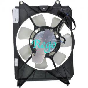 China 19030RSJE01-PFM HO3115159 Car Radiator Cooling Fan Assembly For 2012-2015 Honda Civic SD on sale