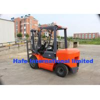 Buy cheap 3.5T Diesel Forklift Truck With Original Japan 4BG1 Engine And Adjustable Fork product