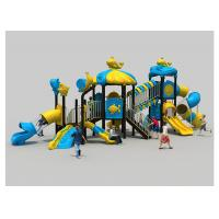 Buy cheap Fantastic Rabbit Child Play Slide Commercial Kindergarten Outdoor Playsets product