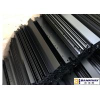 Buy cheap Sand Blasting Custom Aluminum Extrusions Reliable 10mm - 6000mm Length product