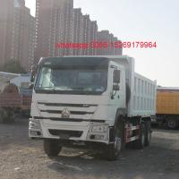 Buy cheap Chinese popular best selling truck HOWO dump truck product