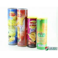 Buy cheap chips tube packaging from wholesalers