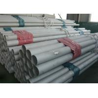 ASTM A312 TP304 Series Seamless Stainless Steel Pipe , 1 / 2